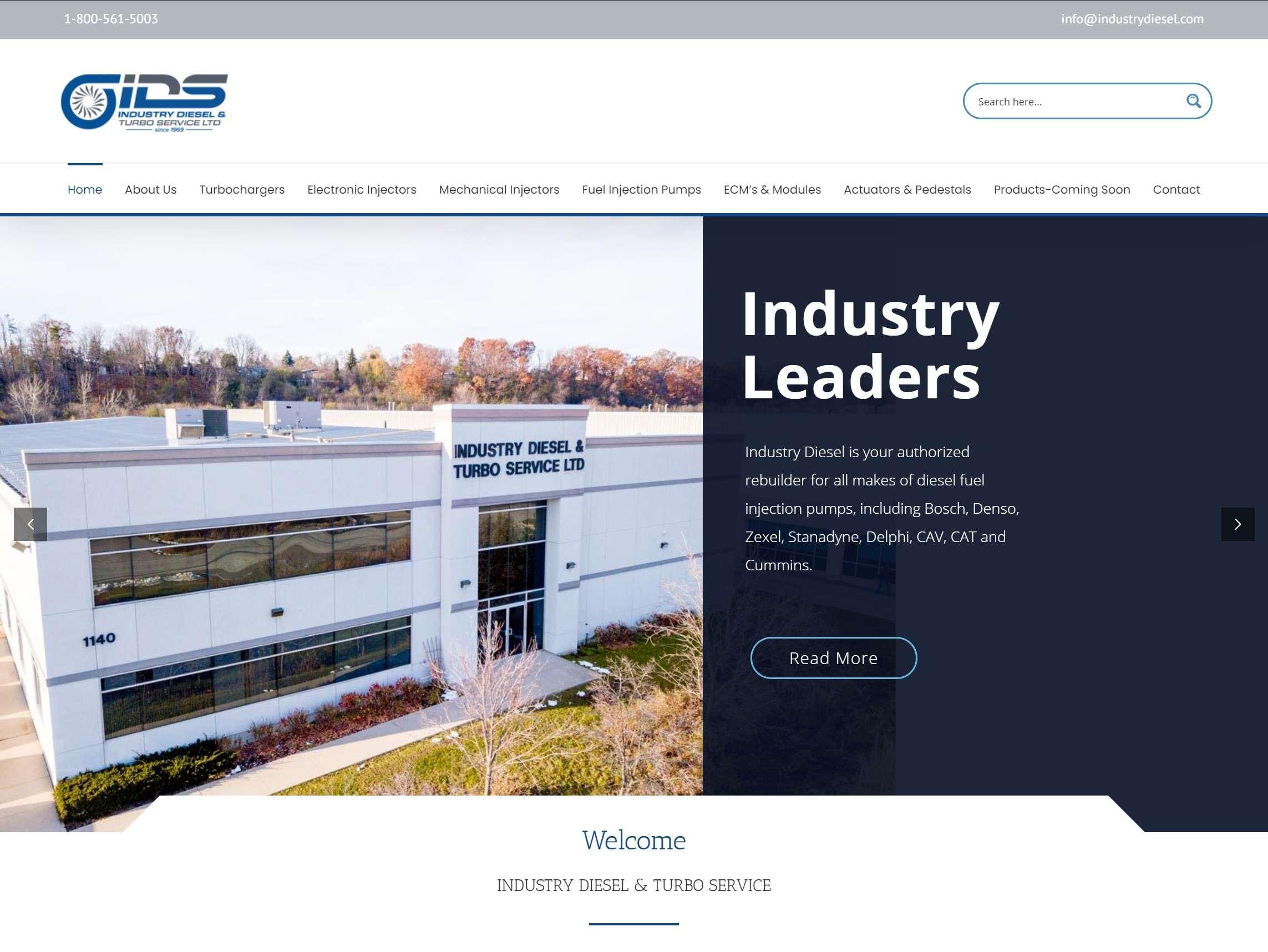 Industry Diesel Service, Oakville